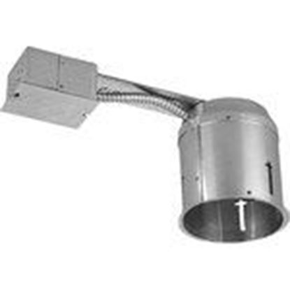 """Picture of Progress Lighting P184TG 5"""" Shallow IC/Non-IC remodel housing"""