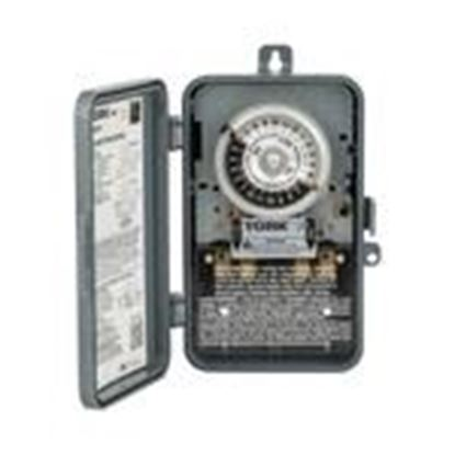 Picture of NSI Tork 1104B-P 24 Hour Time Switch