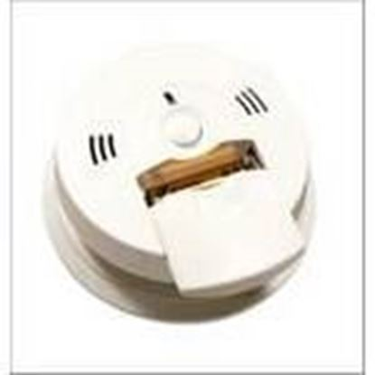 Picture of Kidde Fire 21006377-N Smoke & Carbon Monoxide Alarm, 120VAC, Battery Backup