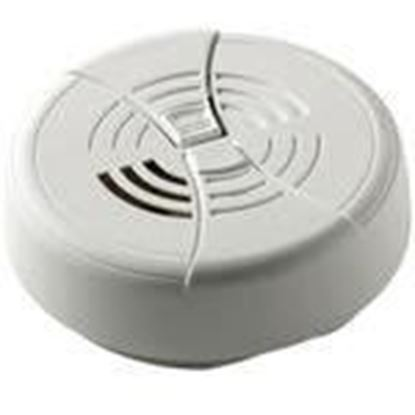 Picture of BRK-First Alert FG250B Smoke Alarm, Dual Ionization, 9V Battery, Tamper Resistant, White