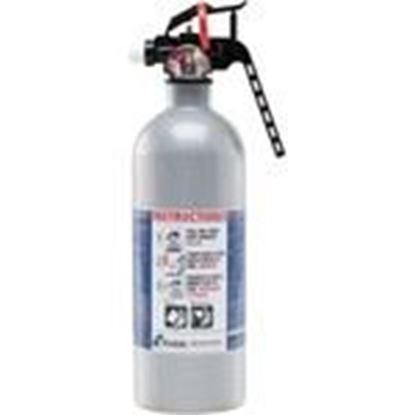 Picture of Kidde Fire 21006287MTL Fire Extinguisher, Auto-Fire, Silver