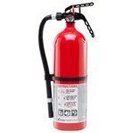 Picture of Kidde Fire 21006204P Fire Extinguisher, Red