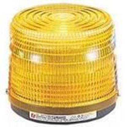 Picture of Federal Signal 141ST-120A 120V Strobe Beacon, Amber