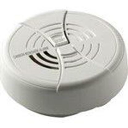 Picture of BRK-First Alert CO250B Carbon Monoxide Alarm, 9V Battery Powered, White