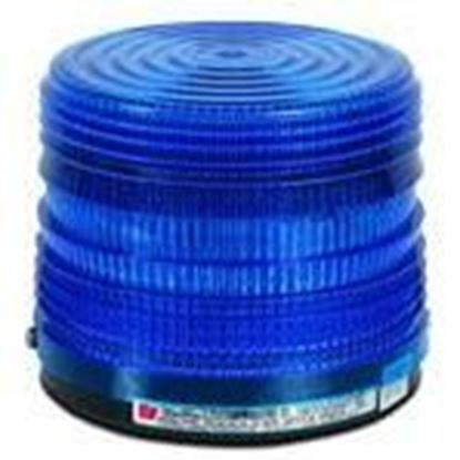 Picture of Federal Signal 141ST-120B Beacon, Strobe, Blue, Voltage: 120VAC