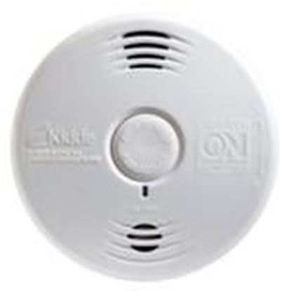 Picture of Kidde Fire 21010067 Smoke Alarm, 10 Year Sealed Lithium Battery, 85 dB, White