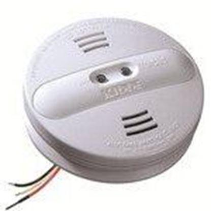 Picture of Kidde Fire 21007915-N Smoke Alarm, Dual Sensor, 120VAC