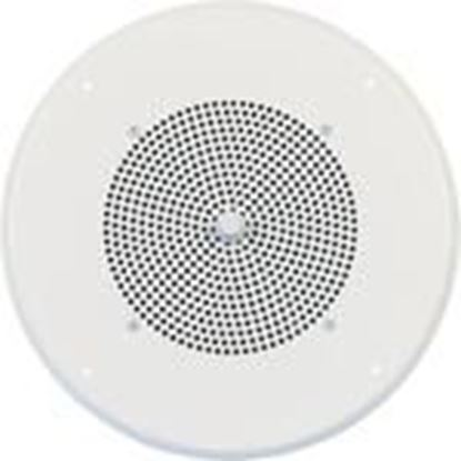 "Picture of Bogen CS1EZ Ceiling Speaker, 1 Watt, 70VAC, 8"" Diameter, Light Almond"