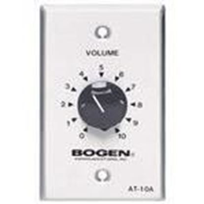Picture of Bogen AT10A Speaker Line Attenuator