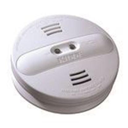 Picture of Kidde Fire 21007385-N Smoke Alarm, Dual Sensor, Battery Operated