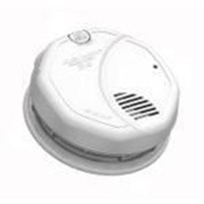 Picture of BRK-First Alert 3120B Smoke Detector, Photo & Ion, 120VAC