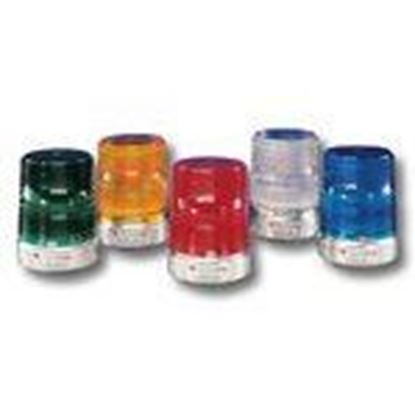 Picture of Federal Signal 131ST-120B Strobe Warning Light, Starfire Series, 120V AC, Blue