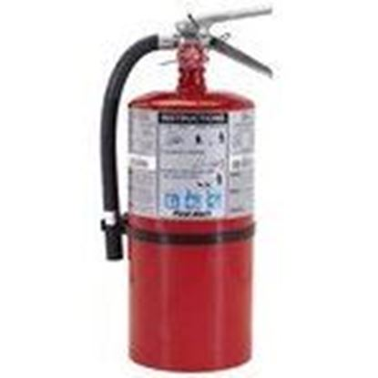 Picture of BRK-First Alert PRO10 Fire Extinguisher, 10 Lb Dry Powder, Heavy-Duty