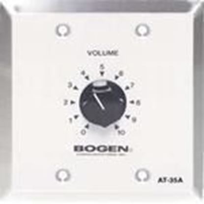 Picture of Bogen AT35A Speaker Line Attenuator