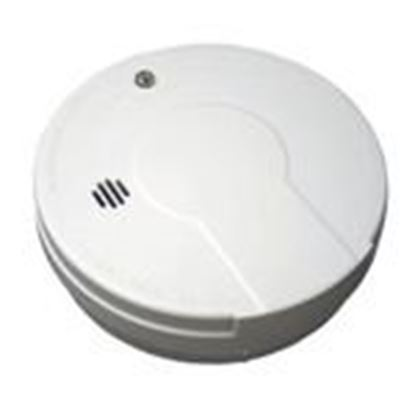 Picture of Kidde Fire PE9E Smoke Detector, Photoelectric, Battery Powered