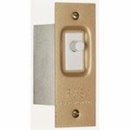 Picture of Pass & Seymour 1200 Door Switch, Pressure Sensitive, 15A, 120/250VAC, Side Wired