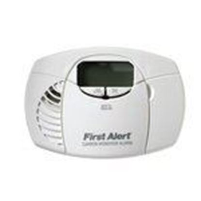 Picture of BRK-First Alert CO410B Carbon Monoxide Alarms, 9V Battery Powered