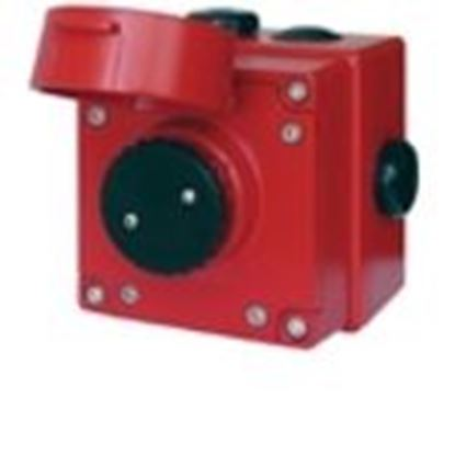Picture of Federal Signal TR Mounting Trim Ring, Gasketed, NEMA 4X, For Use With 350 Vibratone Horns