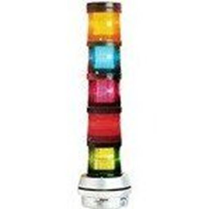 Picture of Edwards 101SINHA-N5 Stack Light, Steady, Amber