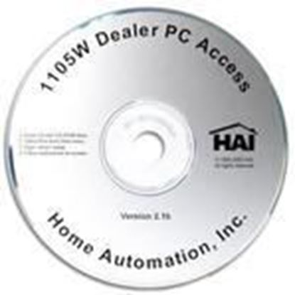 Picture of HAI 1105W PC Access Software for HAI