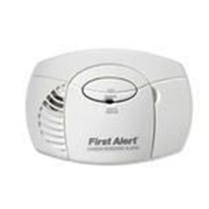 Picture of BRK-First Alert CO400B Carbon Monoxide Alarms, 9V Battery Powered