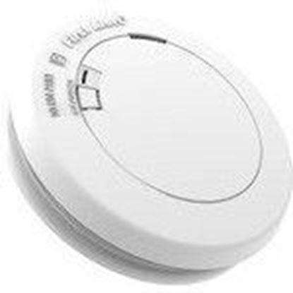 Picture of BRK-First Alert PR710B Photoelectric Smoke Alarm, 3V Lithium Power Cell