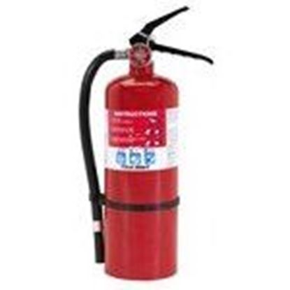 Picture of BRK-First Alert PRO52A10 Fire Extinguisher, 5 Lb, Heavy-Duty