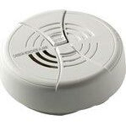 Picture of BRK-First Alert CO250LB Carbon Monoxide Alarm, 9V Battery Powered, White