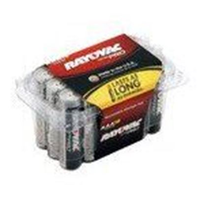 Picture of Rayovac ALAAA-18PPJ 1.5V AAA Battery - 18-Pack