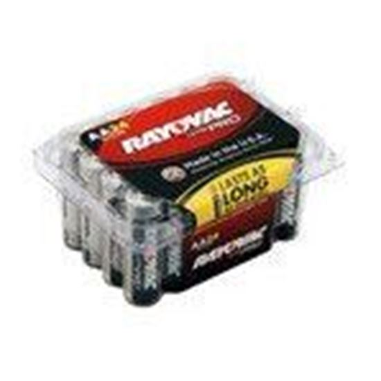 Picture of Rayovac ALAA-24PPJ 1.5V AA Battery - 24-Pack