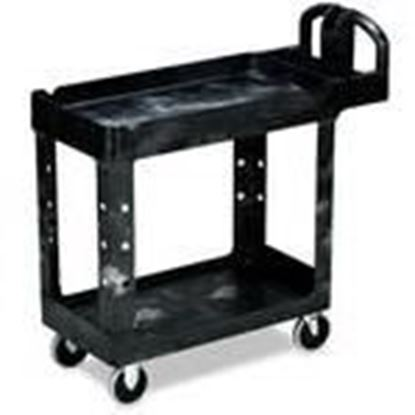 Picture of Rubbermaid FG450088BLA Utility Cart