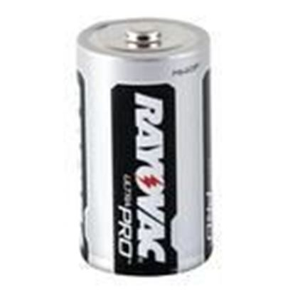 Picture of Rayovac ALD-6J D Battery, 1.5V