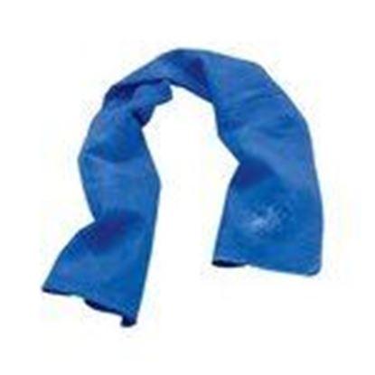 Picture of Ergodyne 12420 Evaporative Cooling Towel, Blue