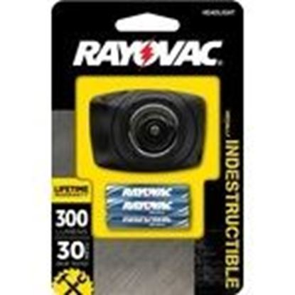 Picture of Rayovac DIYHPL3BC LED Head Lamp