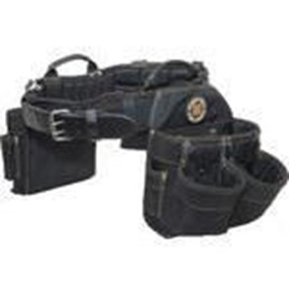 Picture of Rack-A-Tiers 43245 Tool Belt/Electrician Bag Combo, XXL