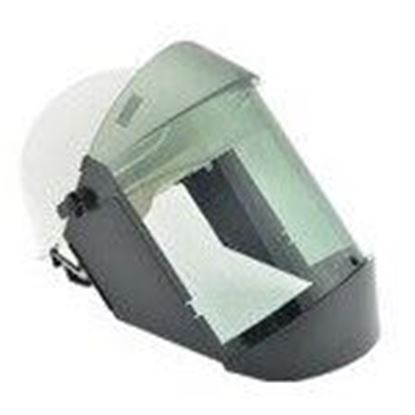 Picture of Cementex AFS-180 Arc Flash Face Shield w/ Hard Hat, CLear
