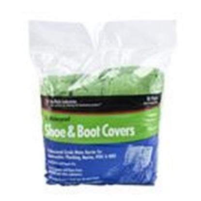 Picture of Rag Man Inc 68403 Shoe Covers, 10 Pk, Green