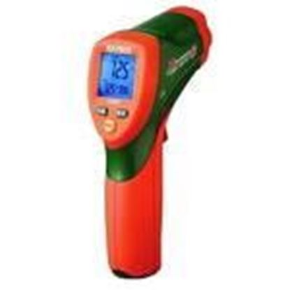 Picture of Extech 42509 ColorAlert Infrared Thermometer, 12:1