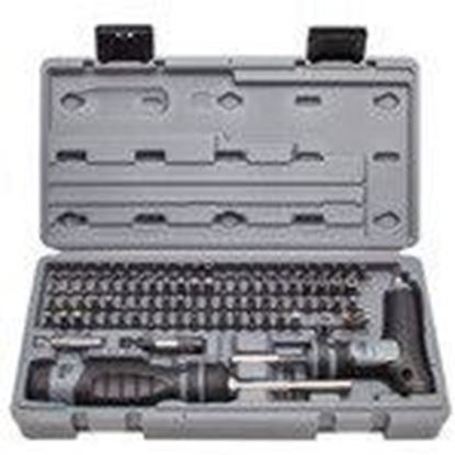 Picture of Proto Industrial Tools J61390 Multi-Bit Set, 91 Piece