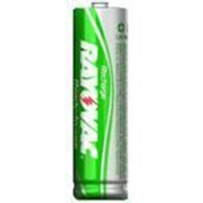Picture of Rayovac LD715-4OP GENE (4) 1.2V AA Rechargeable Batteries