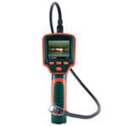 Picture of Extech BR80 Borescope / Wireless Inspection Camera, LCD Monitor
