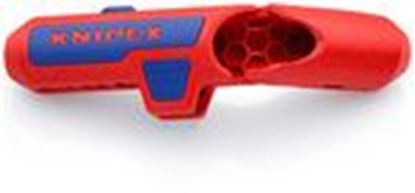 Picture of Knipex 16 95 01 SB ErgoStrip® Universal Stripping Tool (Right Handed)
