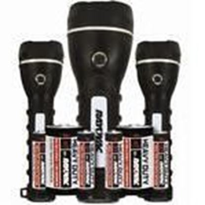 Picture of Rayovac BER2AA2D-B3A LED Flashlight Kit