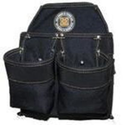 Picture of Rack-A-Tiers 43202 9-Pocket Tool Pouch