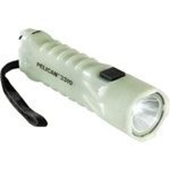 Picture of Pelican Products 033100-0101-247 Medium Light LED Flashlight