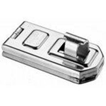 "Picture of Abus 01481 140/20 Stainless Steel 4-3/4"" Hasp"