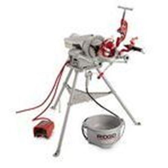 Picture of Ridgid Tool 15682 Rdg 15682 Threading Machine,ridgid,