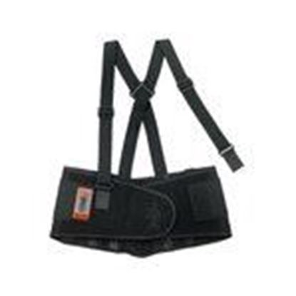 Picture of Ergodyne 11285 High-Performance Back Support Belt, Black - X-Large