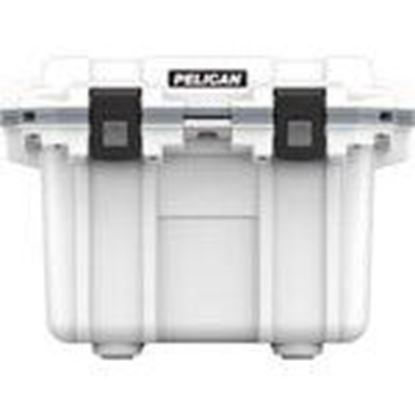 Picture of Pelican Products 30Q-1-WHTGRY Cooler, White-Gray