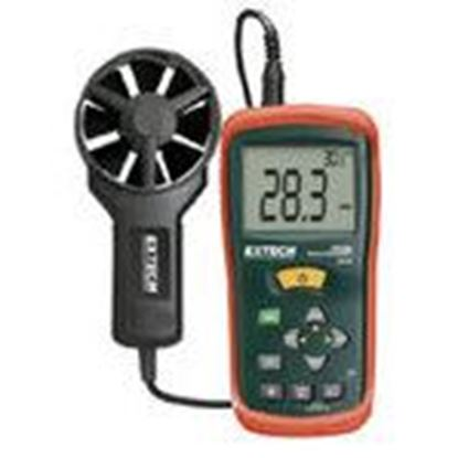 Picture of Extech AN100 Thermo-Anemometer, LCD
